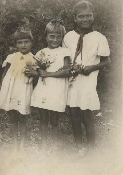 Діти війни - Яворські
